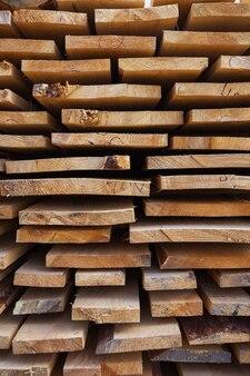 건축 자재 나무 판자