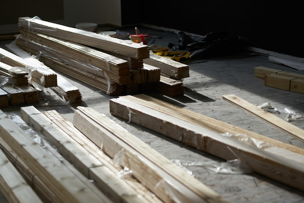 Building materials, warehouse, repair and home construction