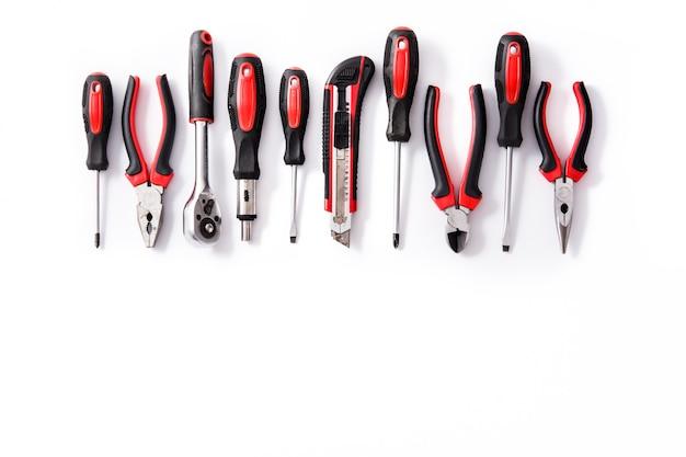 Building tools repair set
