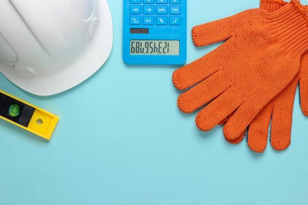 作業および保護具の構築