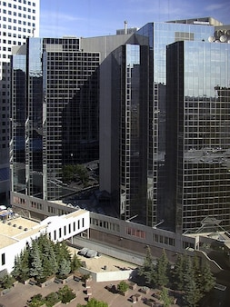 Buildings alberta calgary downtown skyscrapers