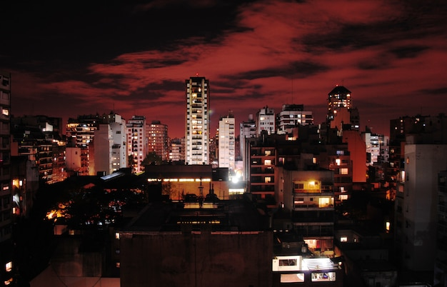 Buildings of buenos aires