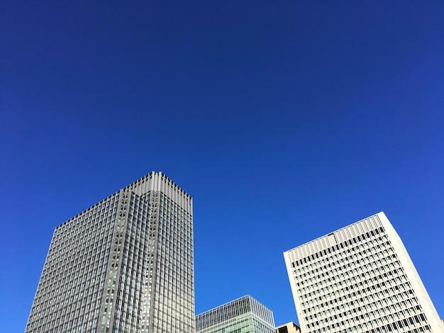 Buildings in downtown