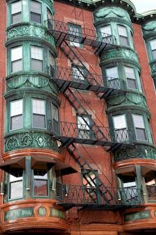 보스턴, 매사추세츠, 미국에있는 건물들