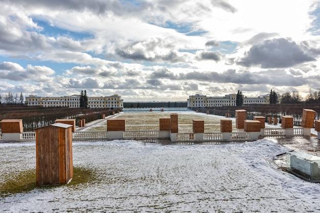 Arkhangelskoye 사유지의 건물