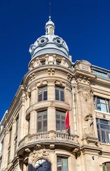 ボルドーの歴史的中心部にある建物-フランス、アキテーヌ
