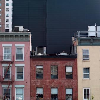 Buildings in manhattan, new york city, u.s.a.