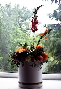 Buket free summer flowers