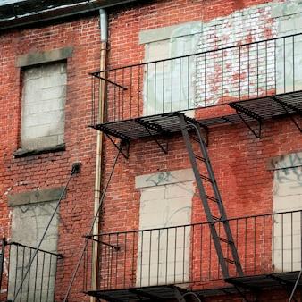 マンハッタン、ニューヨーク、米国のbuldingsの外観