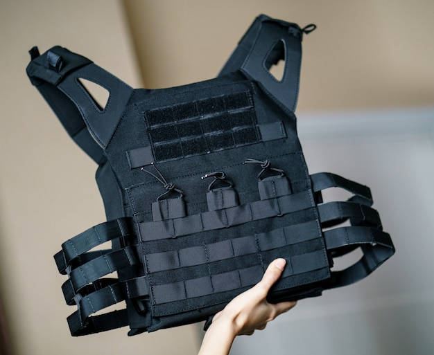 Bulletproof vest for protection