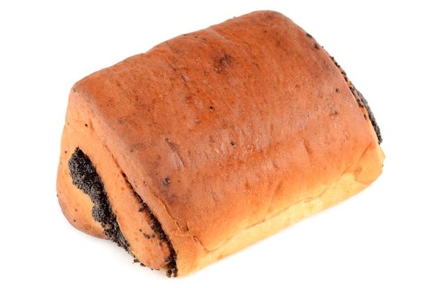양귀비 씨앗 롤빵