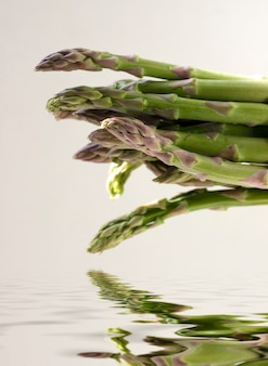 A bunch of asparagus