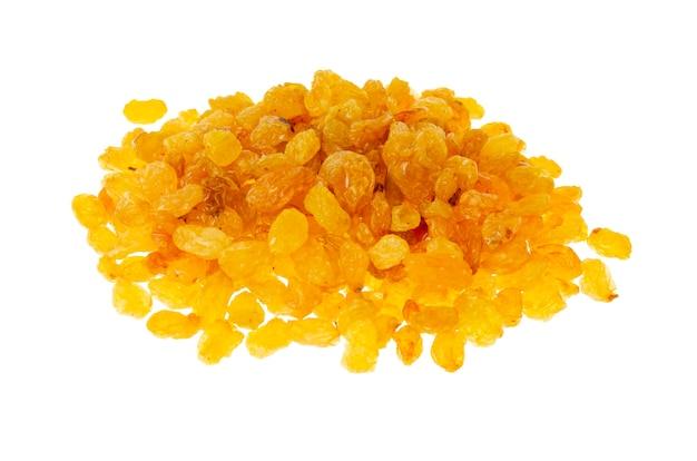 Букет из светлого золотого изюма