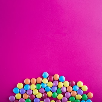おいしいキャンディーボタンの束