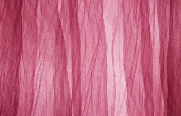 Burgundy curtain texture
