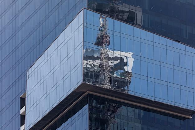 ブルジュハリファタワー。この超高層ビルは、世界で最も高い828mの人工建造物です。 2009年に完成。