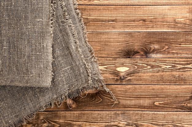 Burlap hessian or sacking texture