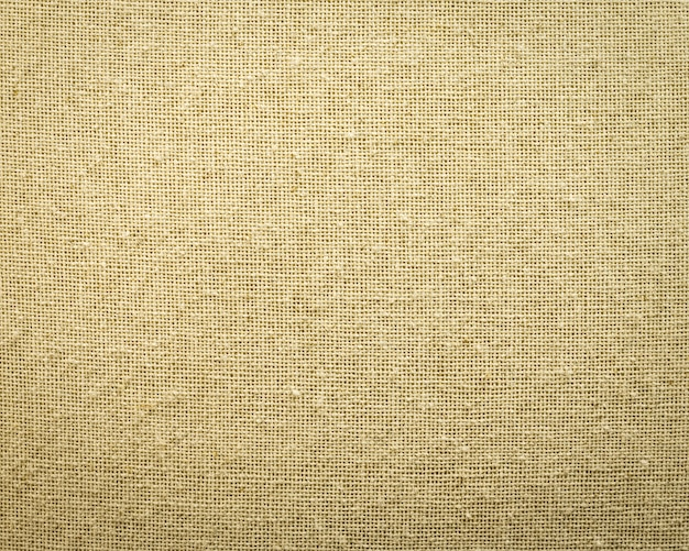 Burlap texture background. rough textile material.