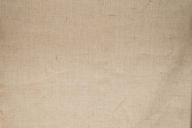 Burlap texture background
