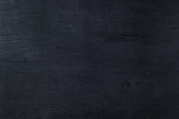 Burned wooden abstract background