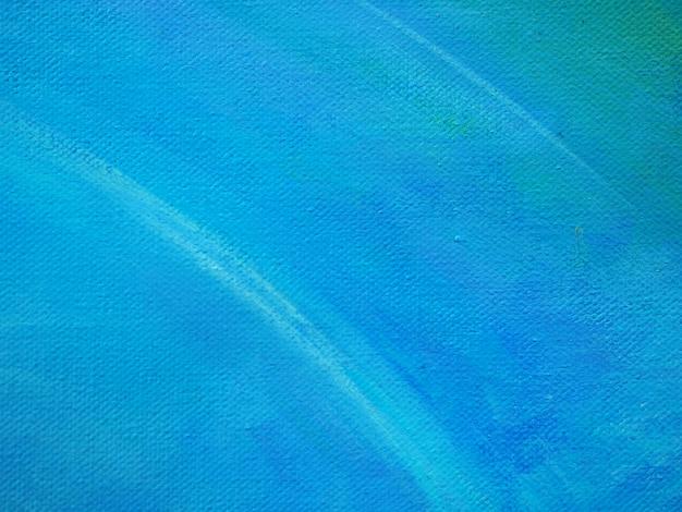 Bush stroke oil painting blue dark abstract.