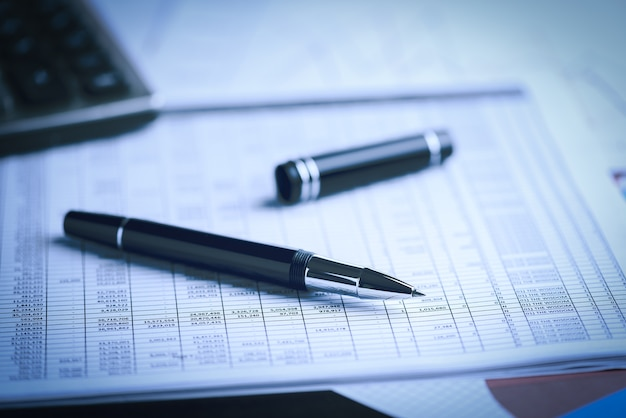 Business accounting , business documents