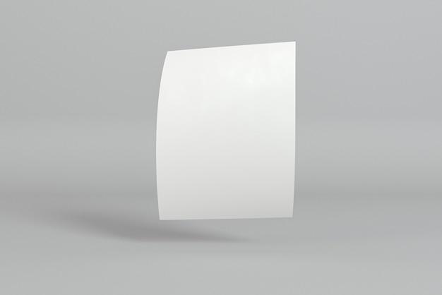 Biglietto da visita concetto di volo con le ombre