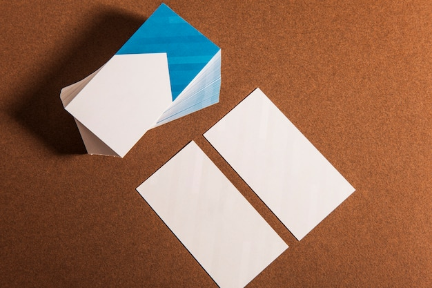Концепция презентации визитных карточек
