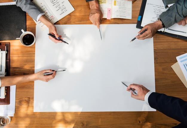 Business communication company entrepreneur concept