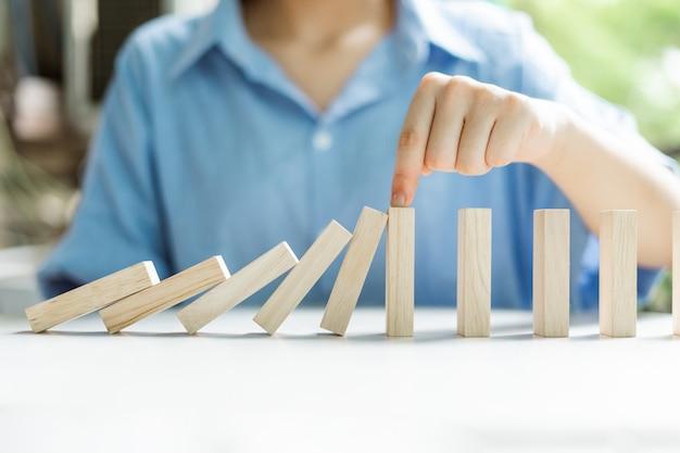 市場の変動から利益を守るというビジネスコンセプト
