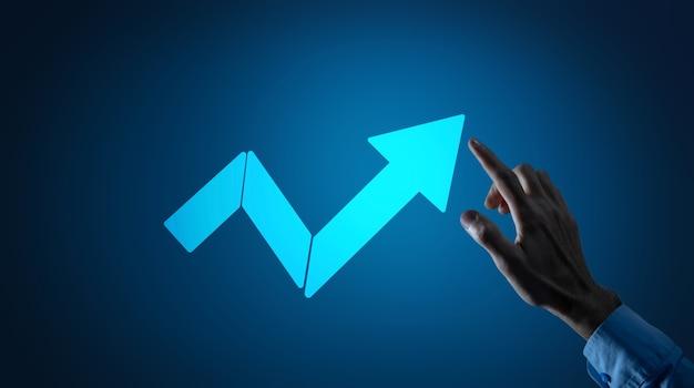 Бизнес-концепция от начала до пика карьерного успеха