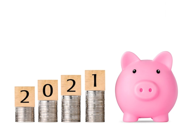 Деловые инвестиции и рост сбережений 2021 год с копилкой