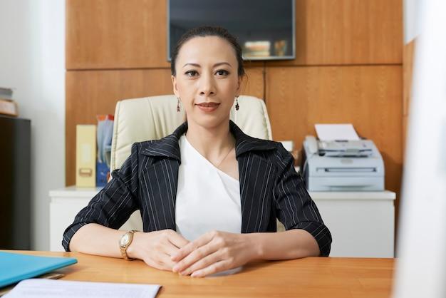 Signora di affari