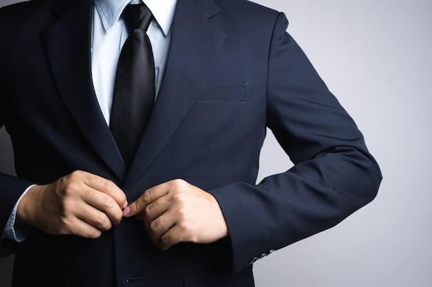 ドレスアップビジネスマン