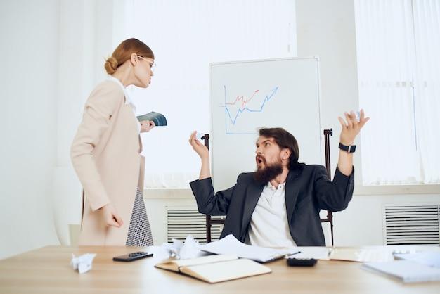 직장 동료 괴롭힘 장애 직장을 괴롭히는 사업가