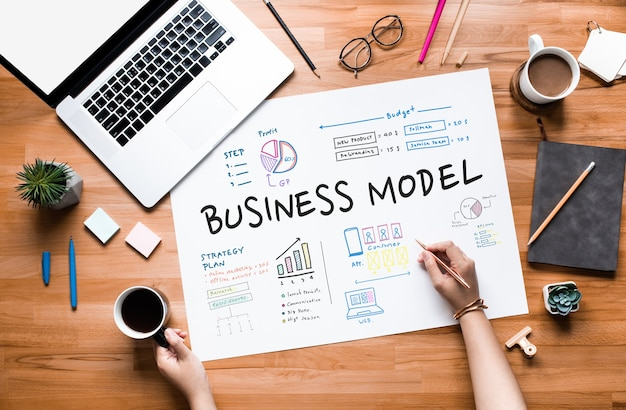 Business model and and planning project concepts