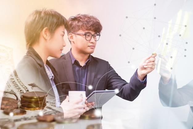 미래의 기술과 혁신에 대한 비즈니스