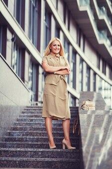 Business portrait woman