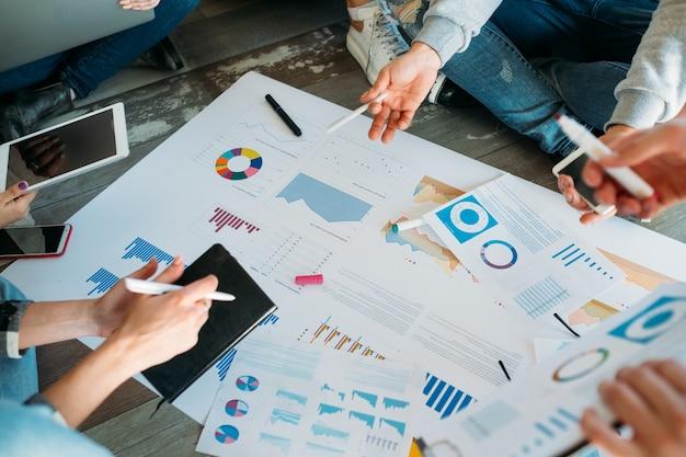 Документы бизнес-проекта. стиль делового обсуждения миллениалов
