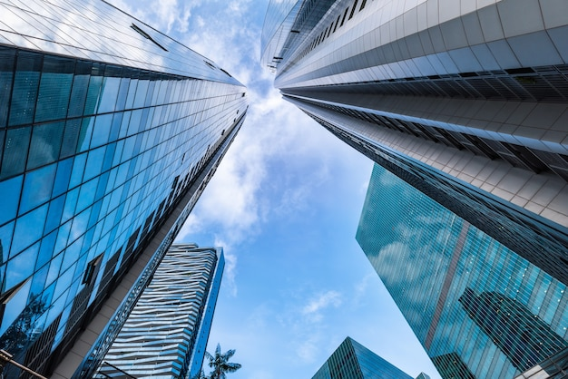 Business real estate and financial investment of singapore