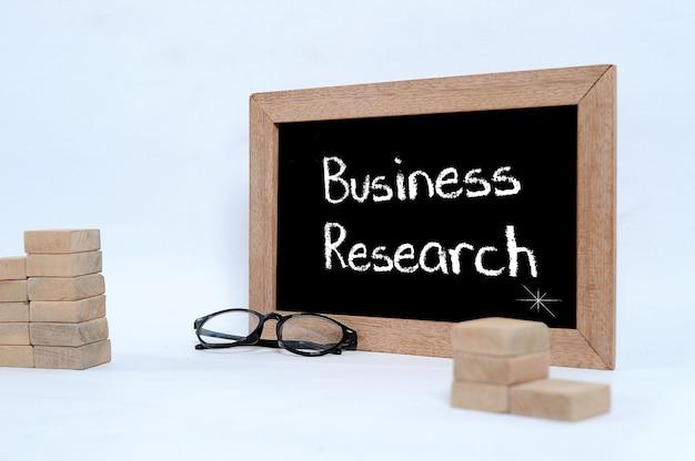 Бизнес-концепция исследования