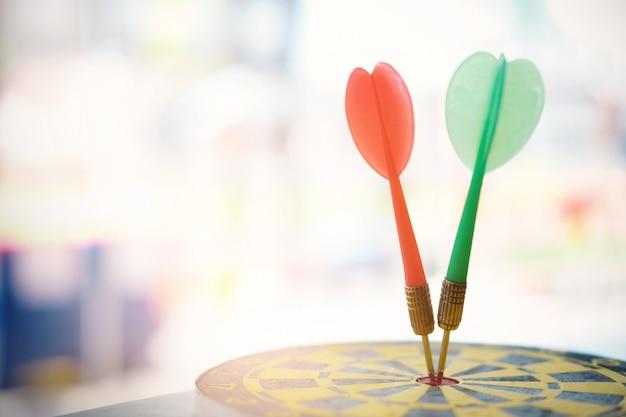 Business strategy planning success target goals.