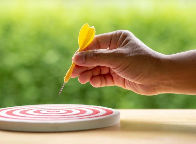 Business success idea concept
