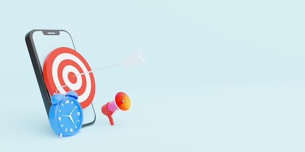 Целевая страница бизнес-цели