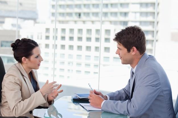 Обсуждение бизнес-команды