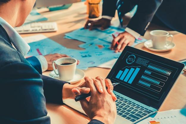 Технология анализа бизнес-визуальных данных с помощью компьютерного программного обеспечения creative