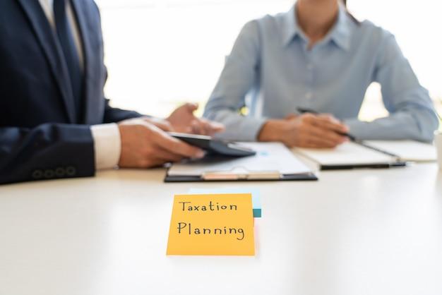사업 및 팀 재무 제표 분석