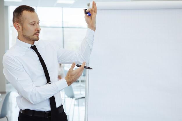 Businessman coach, personal lidership.
