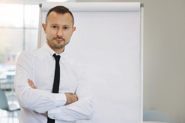 ビジネスマンのコーチ、個人的なリダーシップ。