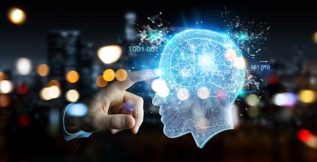 인공 지능을 만드는 사업